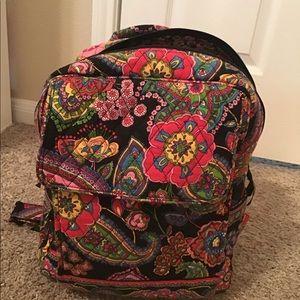 Vera Bradley purse backpack